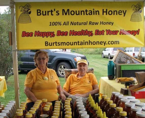 BurtsMountainHoney