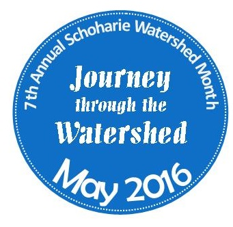 schoharie watershed month 2016 logo